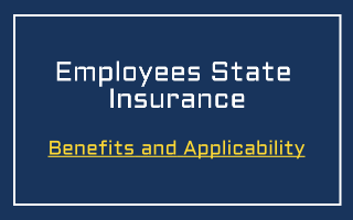 Employees State Insurance